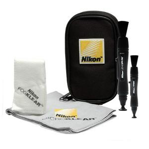Nikon LensPen Pro Kit Cleaning System - 2 Pens 2 Cloths Case -
