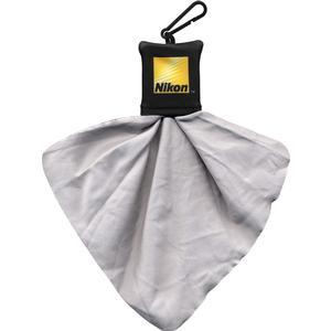 Nikon Microfiber Lens Cleaning Cloth Spudz