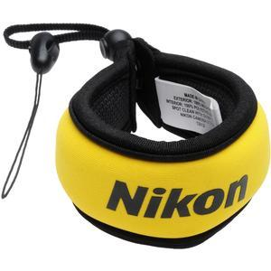 Nikon Coolpix Floating Camera Strap - Yellow -