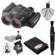 Nikon Stabileyes 14x40 Waterproof / Fogproof Binoculars with Case + Smartphone Adapter + Cleaning Kit