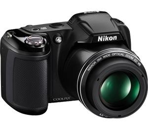 Nikon Coolpix L810 Digital Camera (Black) - Factory Refurbished includes Full 1 Year Warranty at Sears.com