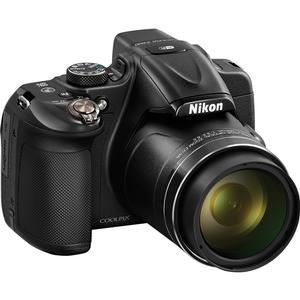 Nikon Coolpix P600 Wi-Fi Digital Camera (Black)