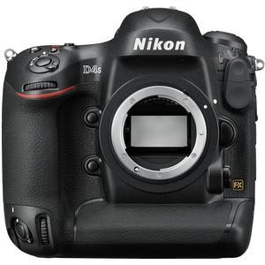 Nikon D4s Digital SLR Camera Body - Factory Refurbished includes Full 1 Year Warranty