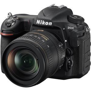 Nikon D500 Wi-Fi 4K Digital SLR Camera