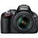 Nikon D5100 Digital SLR Camera & 18-55mm G VR DX AF-S Zoom Lens - Factory Refurbished