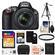 Nikon D5100 Digital SLR Camera & 18-55mm G VR DX AF-S Zoom Lens - Factory Refurbished with 16GB Card + Tripod + Remote + Case + Filter + Accessory Kit