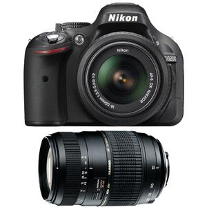 Nikon D5200 Digital SLR Camera & 18-55mm