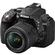 Nikon D5300 Digital SLR Camera & 18-55mm G VR DX II AF-S Zoom Lens (Black)
