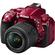 Nikon D5300 Digital SLR Camera & 18-55mm G VR DX II AF-S Zoom Lens (Red)