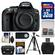 Nikon D5300 Digital SLR Camera Body (Black) - Factory Refurbished with 32GB Card + Case + Tripod + Remote + Kit