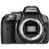 Nikon D5300 Digital SLR Camera Body (Grey)