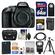 Nikon D5300 Digital SLR Camera Body (Grey) with 64GB Card + Case + Flash + Battery & Charger + Tripod Kit