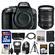 Nikon D5300 Digital SLR Camera Body (Grey) with 18-200mm VR II Zoom Lens + 32GB Card + Backpack + Flash + Battery + Tripod Kit