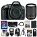 Nikon D5300 Digital SLR Camera Body (Grey) with 18-140mm VR Zoom Lens + 32GB Card + Backpack + Flash + Battery + Tripod Kit