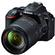 Nikon D5500 Wi-Fi Digital SLR Camera & 18-140mm VR DX AF-S Lens (Black)