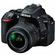 Nikon D5500 Wi-Fi Digital SLR Camera & 18-55mm G VR DX II AF-S Zoom Lens (Black)