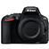 Nikon D5500 Wi-Fi Digital SLR Camera Body (Black) - Factory Refurbished