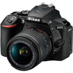Nikon D5600 Wi-Fi Digital SLR Camera &