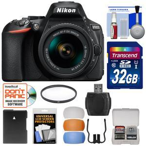Nikon D5600 Digital SLR Camera & 18-55mm