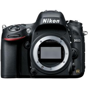 Nikon D600 Digital SLR Camera Body - Factory Refurbished includes Full 1 Year Warranty