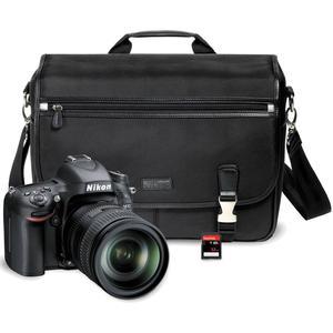 Nikon D610 Digital SLR Camera with 28-300mm VR AF-S Zoom Lens Shoulder Bag & 32GB Card