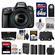 Nikon D610 Digital SLR Camera with 28-300mm VR AF-S Zoom Lens, Shoulder Bag & 32GB Card with 64GB Card + 2 Batteries & Charger + 3 Filters + Remote + Accessory Kit