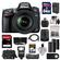 Nikon D610 Digital SLR Camera with 28-300mm VR AF-S Zoom Lens, Shoulder Bag & 32GB Card with 64GB Card + Flash + Grip + 2 Batteries & Charger + Filter Kit
