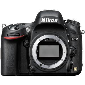 Nikon D610 Digital SLR Camera Body - Factory Refurbished includes Full 1 Year Warranty