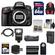 Nikon D610 Digital SLR Camera Body with 64GB Card + Backpack + Flash + Grip + Battery & Charger + HDMI Cable + Remote Kit