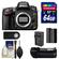 Nikon D610 Digital SLR Camera Body - Factory Refurbished with 64GB Card + Grip & Accessory Kit