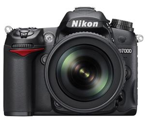 Nikon D7000 Digital SLR Camera + 18-105mm VR DX AF-S Zoom Lens at Sears.com