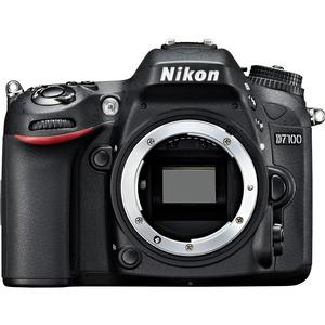 Nikon D7100 (1513) Black Digital SLR Camera - Body