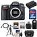 Nikon D7100 Digital SLR Camera Body with 32GB Card + Case + Battery + Remote + Tripod + Accessory Kit