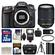 Nikon D7100 Digital SLR Camera Body with 18-140mm VR Lens + 32GB Card + Case + Flash + Battery + Filter + Tripod Kit