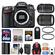 Nikon D7100 Digital SLR Camera Body with 18-140mm & 55-300mm VR Lens + 64GB Card + Backpack + Battery/Charger + Kit