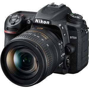 Nikon D7500 Wi-Fi 4K Digital SLR Camera