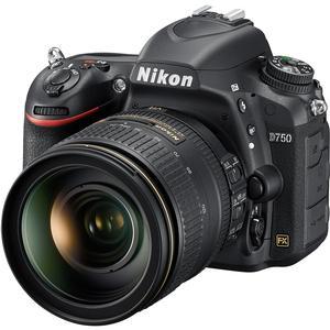 Nikon D750 Digital SLR Camera & 24-120mm