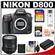 Nikon D800 Digital SLR Camera Body - Factory Refurbished with 24-85mm VR AF-S Lens + 32GB Card + Battery + Accessory Kit