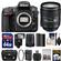 Nikon D810 Digital SLR Camera & 24-120mm f/4 VR Lens with 64GB Card + Case + Flash + GPS Unit + Battery & Charger + Kit