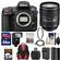 Nikon D810 Digital SLR Camera & 24-120mm f/4 VR Lens with 64GB Card + Backpack + Flash + Battery & Charger + Kit