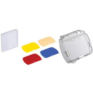 Nikon SJ-4 Speedlight Color Filter Set for SB-700 Flash