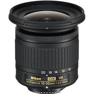 Nikon 10-20mm f-4.5-5.6G DX AF-P VR Zoom-Nikkor Lens