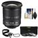 Nikon 10-24mm f/3.5-4.5 G DX AF-S ED Zoom-Nikkor Lens with 3 UV/ND8/CPL Filters + Accessory Kit