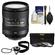 Nikon 16-85mm f/3.5-5.6 G VR DX AF-S ED Zoom-Nikkor Lens with 3 UV/ND8/CPL Filters + Accessory Kit