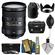 Nikon 18-200mm f/3.5-5.6G VR II DX ED AF-S Nikkor-Zoom Lens with Nikon Case + 3 UV/FLD/CPL Filters + Cleaning Kit