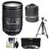 Nikon 18-300mm f/3.5-5.6G VR DX ED AF-S Nikkor-Zoom Lens with 3 (UV/ND8/CPL) Filters + Lens Pouch + Tripod + Accessory Kit