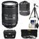 Nikon 18-300mm f/3.5-5.6G VR DX ED AF-S Nikkor-Zoom Lens with 3 (UV/ND8/CPL) Filters + Case + Tripod + Accessory Kit