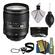 Nikon 24-120mm f/4 G VR AF-S ED Zoom-Nikkor Lens with 3 Filter Set + Cleaning Accessory Kit