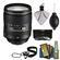 Nikon 24-120mm f/4 G VR AF-S ED Zoom-Nikkor Lens with 3 Filter Set + Cleaning Accessory Kit