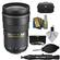 Nikon 24-70mm f/2.8G AF-S ED Zoom-Nikkor Lens with Case + 3 UV/CPL/ND8 Filter + Lenspen + Accessory Kit